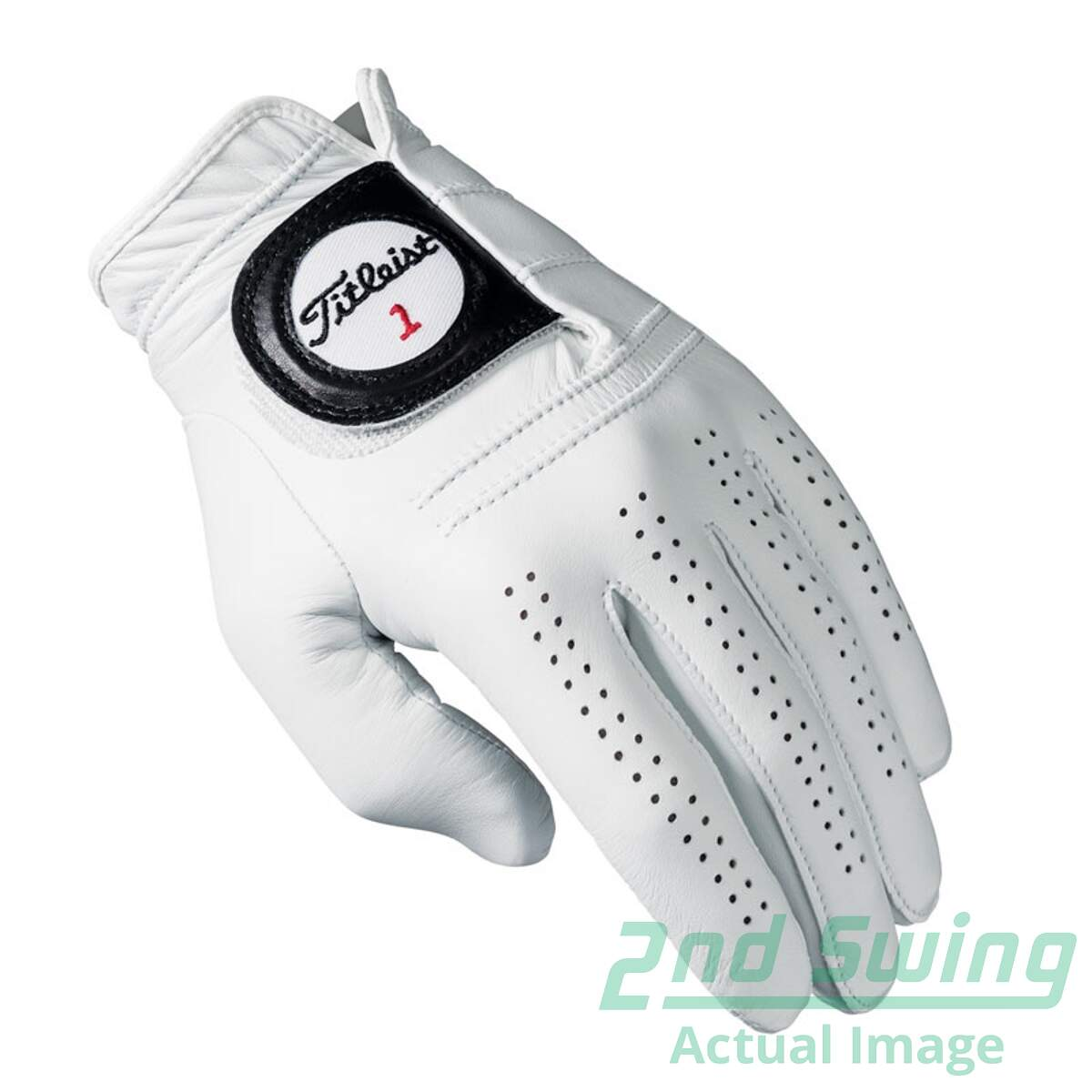 New mens titleist players golf glove xx large xxl leather left handed