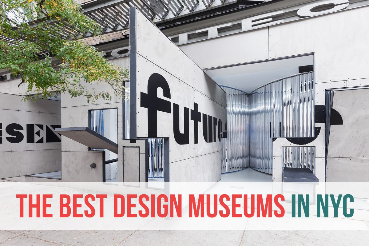 Architecte D'intérieur New York The Best Design Museums In New York City 6sqft
