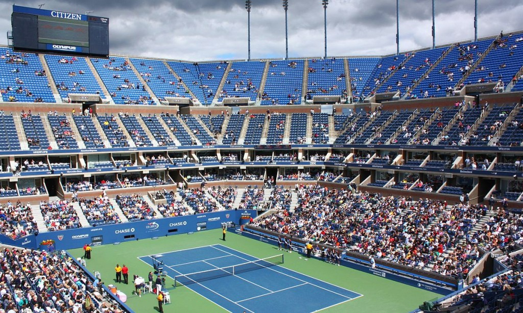 A History of the US Open in New York From the West Side Tennis Club