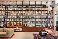 BWArchitects's Artist Loft Juxtaposes a Gritty Brooklyn ...