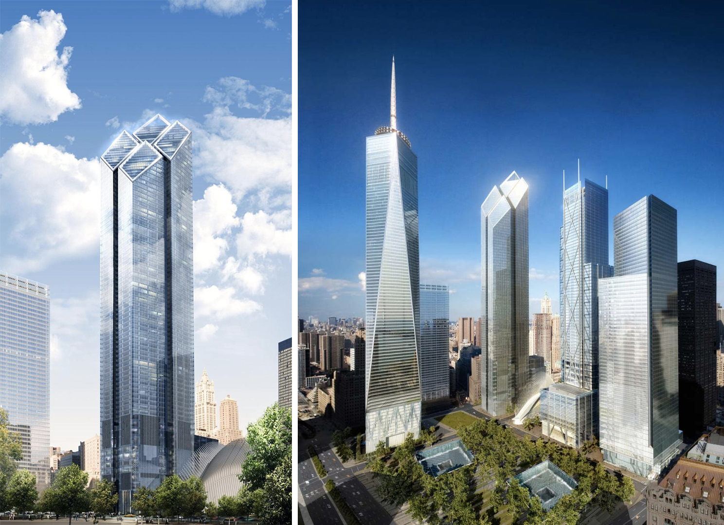 Norman Foster Norman Foster Still In The Running To Design 2 World Trade Center