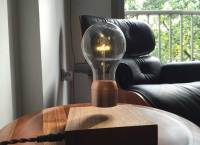 Flyte Is a High-Tech LED Lamp That Floats, Defying Gravity ...