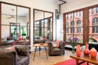 23-foot entertainment space and large roof terrace impress ...
