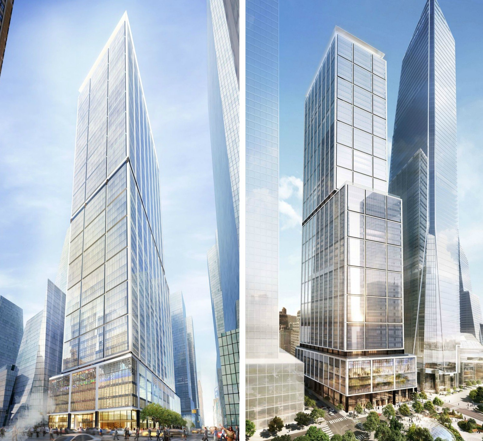 Norman Foster Norman Foster S 50 Hudson Yards Will Be City S Most Expensive