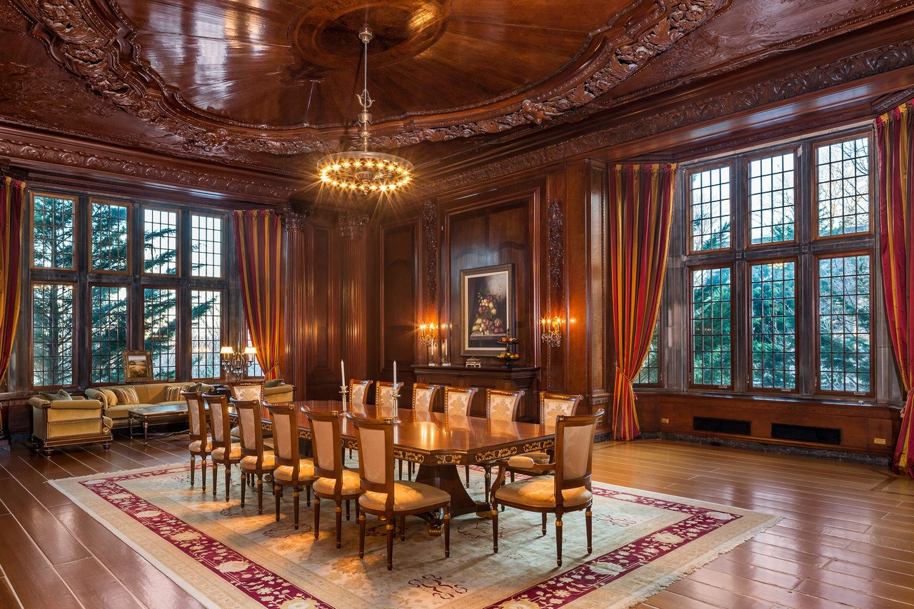 Mansion Interior Pictures 100 Year Old New Jersey 39castle 39 With 58 Rooms Hits The