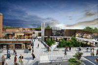 First look at Riverside Galleria, huge retail development