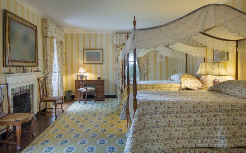 Large Of David Rockefeller House