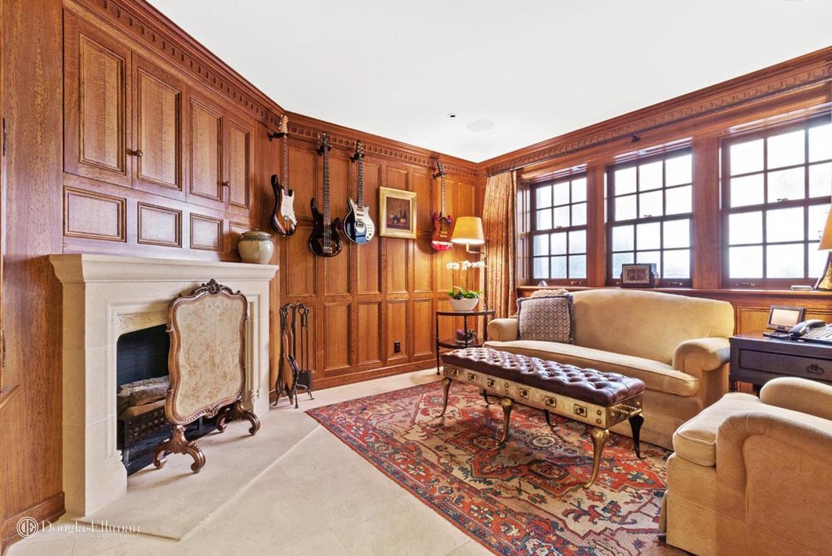 Italianate Style House Interior 13 5m Ues Townhouse Boasts One Of Manhattan 39s Finest