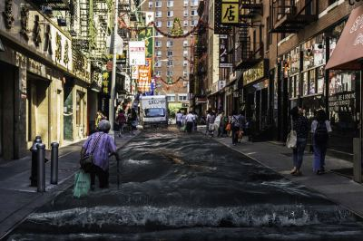The Urban Lens: 'Impossible Landscapes' bend the reality ...