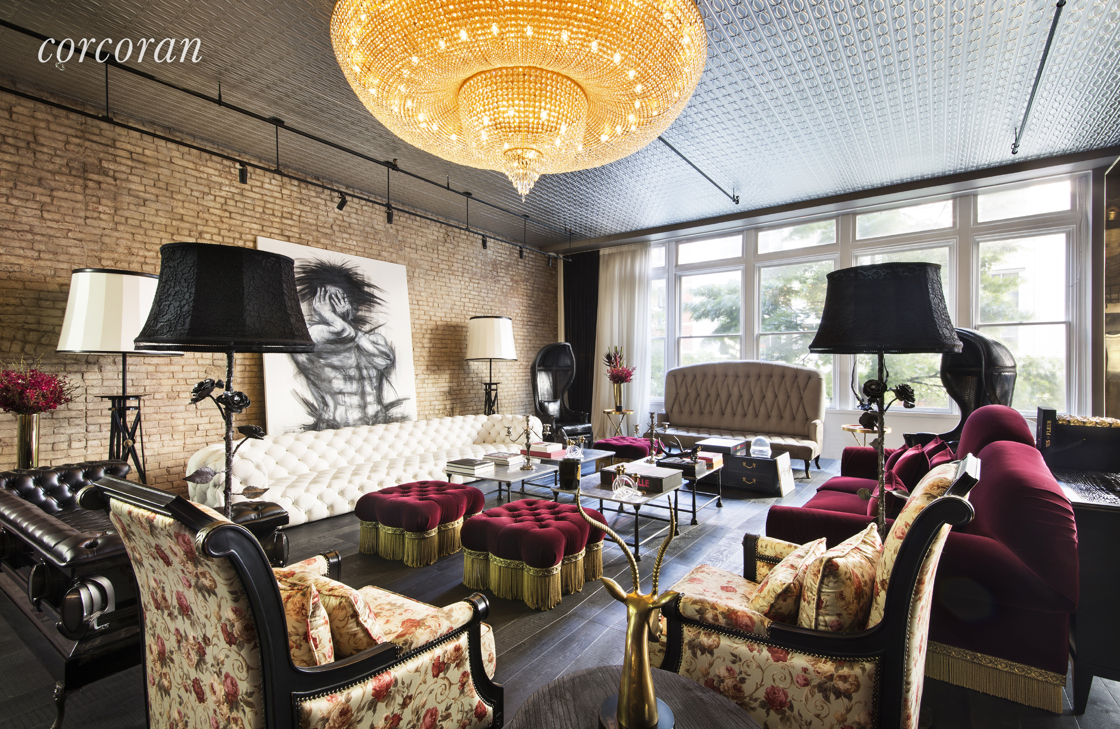 Sojo Spa Donation Request 12m Soho Loft Was Inspired By An Opulent Parisian Hotel And An