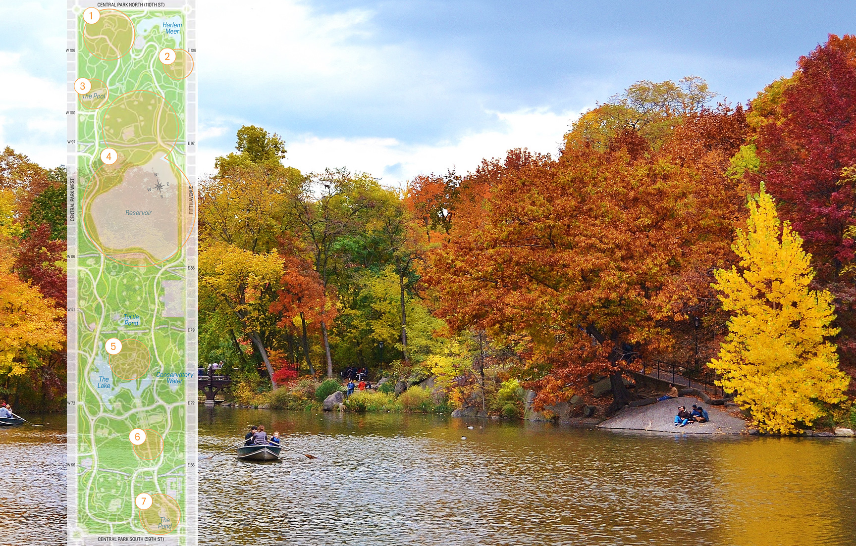 Upstate New York Fall Hd Wallpaper Where To Find Fall Foliage In Central Park 6sqft