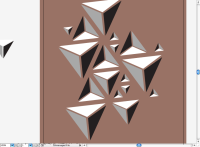 Quick Tips: Create Geometric Wall Painting Pattern