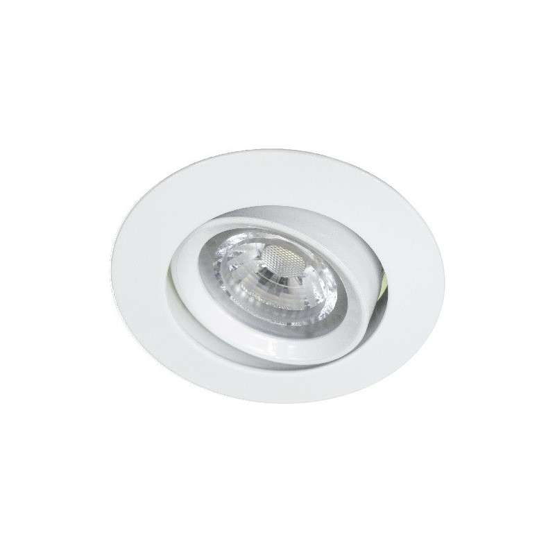 Eclairage Basse Tension Led Spot Encastrable Led 6w 4000k Blanc Dimmable Basse Tension