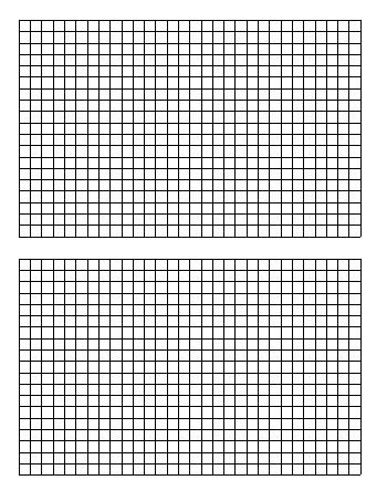 standard graph paper - Tomadaretodonate