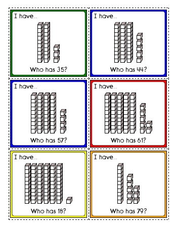 Free Place Value Worksheets and Charts for Teachers - Not Boring