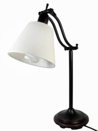 Ott-Lite Natural Daylight Desk Table Lamp Ottlite Bedside ...