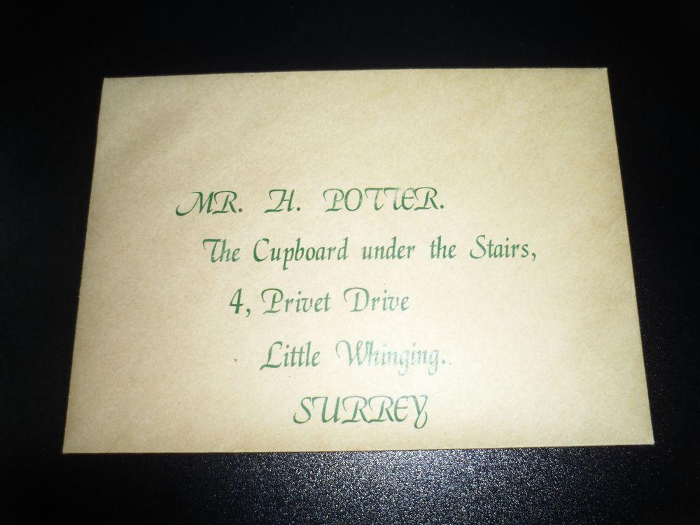 Harry Potter Standard Gift Set Hogwarts Acceptance Letter  Express - hogwarts acceptance letter