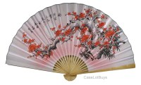 """(1) ORIENTAL 60"""" FENG SHUI ~ ASIAN FLORAL #2 ~ Chinese ..."""