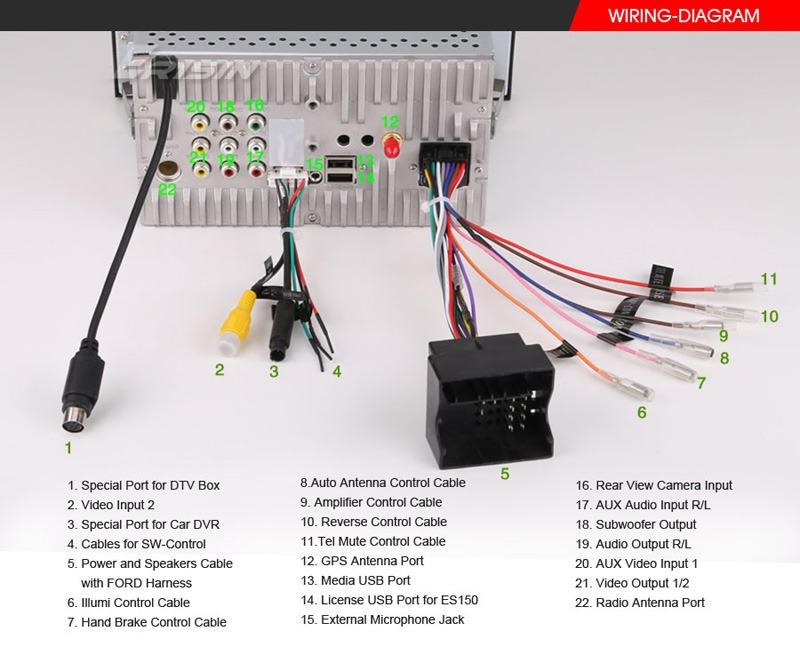 ford stereo wiring diagram toyota corolla radio wiring diagram