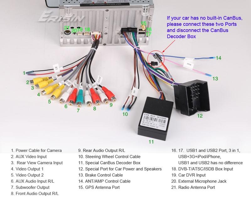 Skoda Octavia Audio Wiring Diagram - Somurich