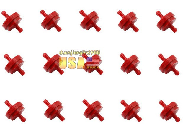 US Good 15 Pieces Fuel Filter for SCAG 48057-02 TORO 42-5240 56-6360