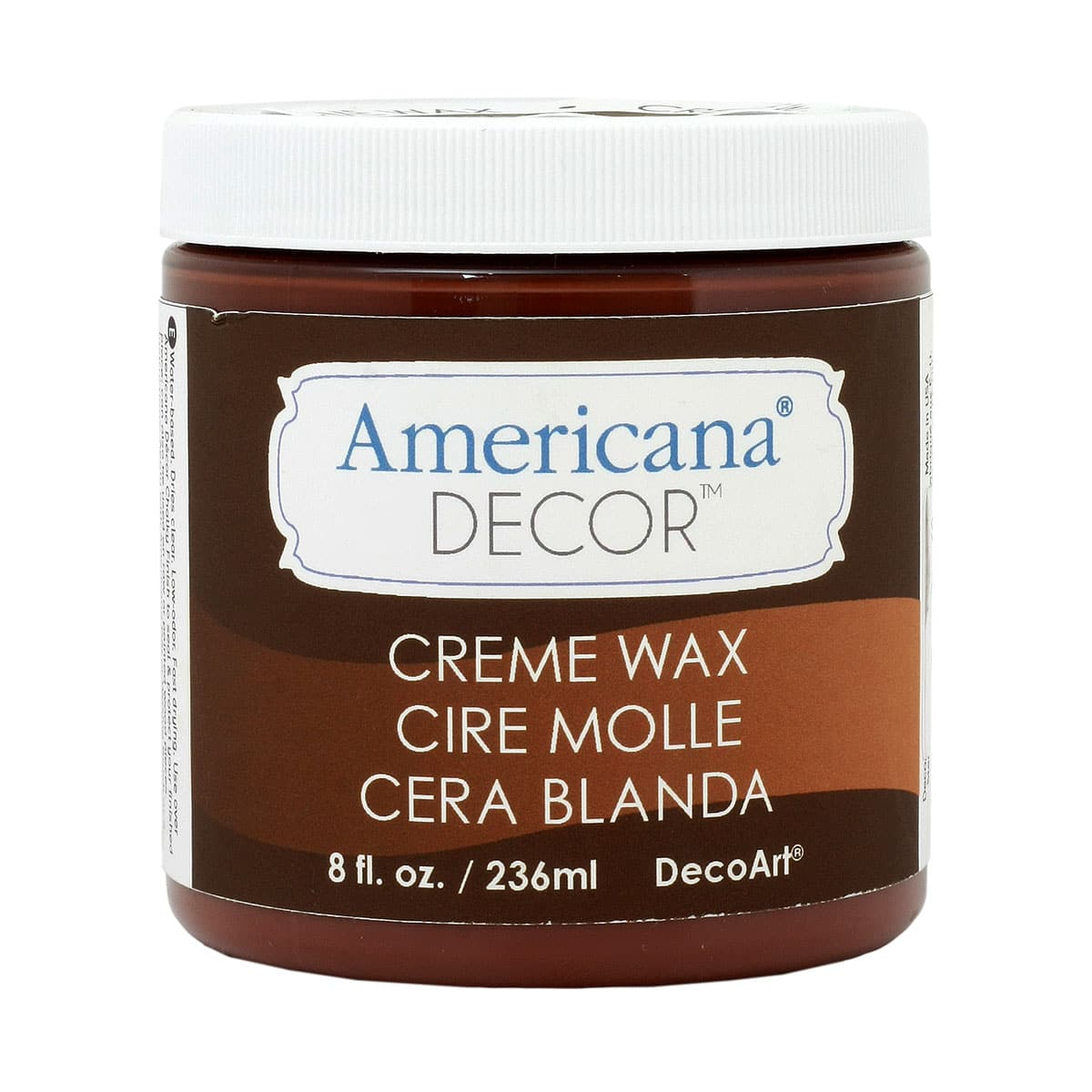 Americana Decor Chalky Finish Americana Decor Creme Wax