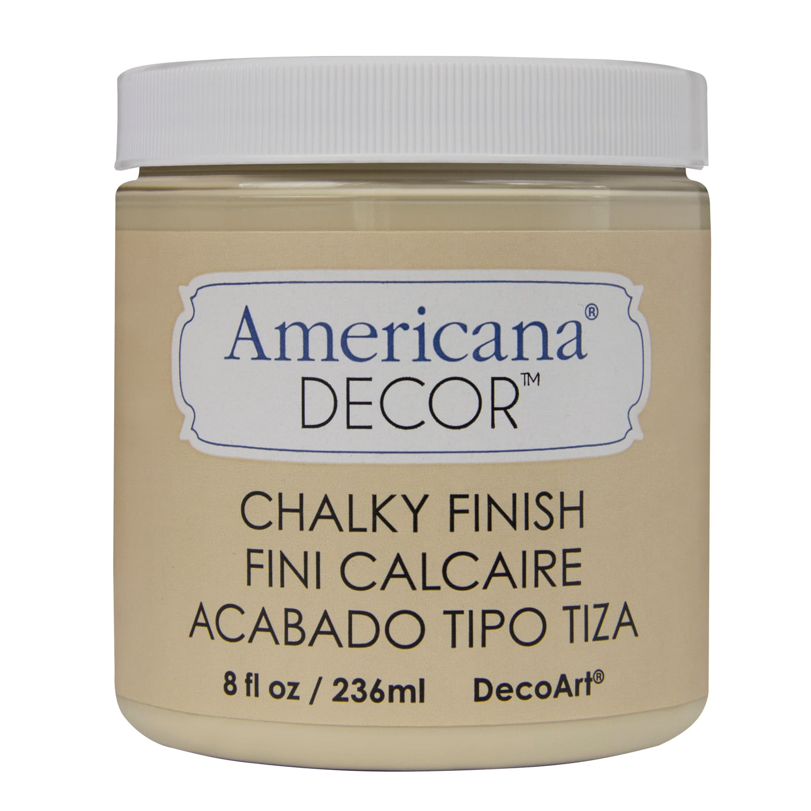 Americana Decor Chalky Finish Americana Decor Chalky Finish Paint 8oz