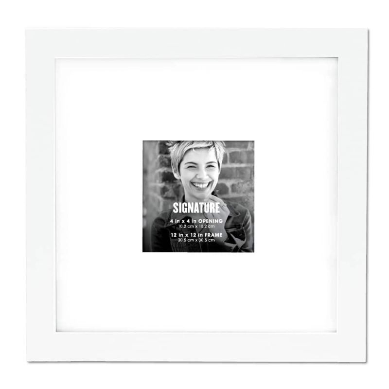 Regaling Mat By Aaron Img Buy Signature Frame Square Signature Frame ...