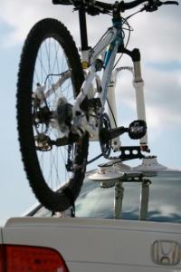 Suction Cup Roof Mount Bike Rack from SeaSucker - Bikerumor
