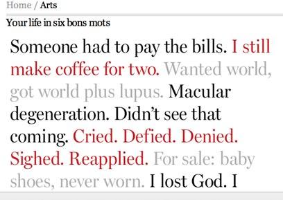 Gospel Wallpapers With Quotes Six Word Memoir Winners Laura Shumaker