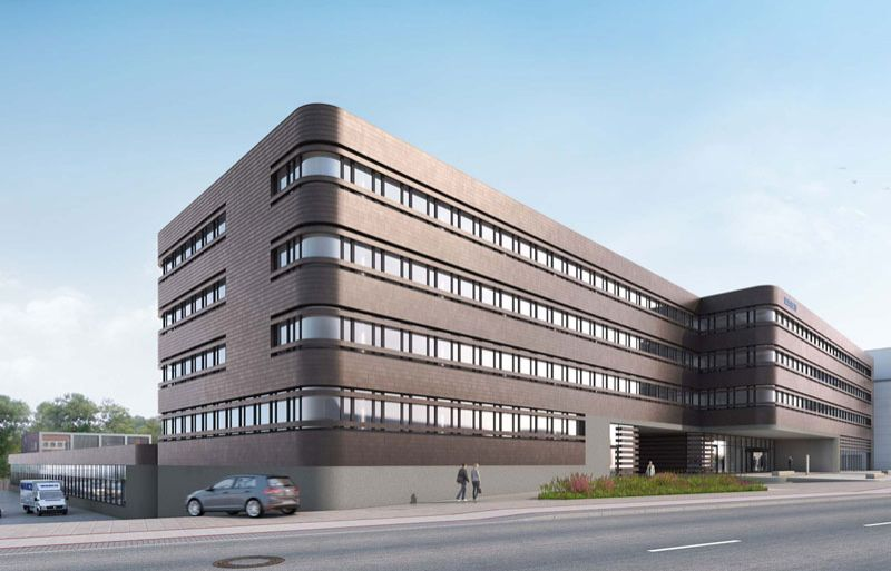Coole Büros Neues Engineering Innovation Center | Traktuell