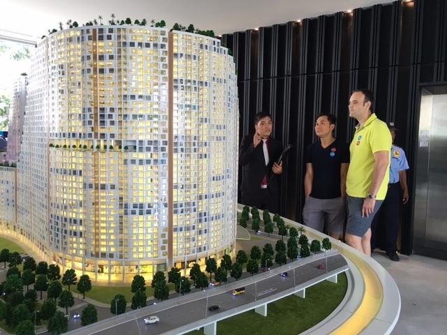 môi giới bất động sản, bán nhà, mua bán căn hộ