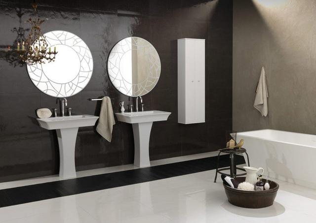 phòng tắm, nội thất, nhà đẹp