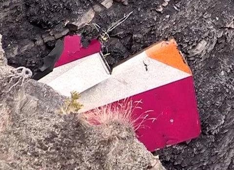 máy bay, Pháp, tai nạn, hiện trường, mảnh vỡ
