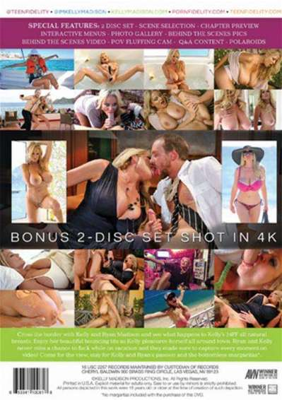Blonde, Reality, Big Tits, Dildo, Toys, MILF, 34FF Tits, Kelly Madison, Ryan Madison,