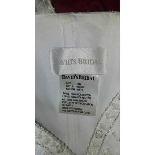 Medium Crop Of Davids Bridal Credit Card