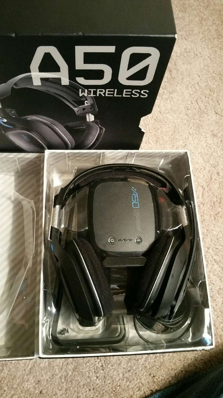 letgo - Astro A50s Major Gaming Head... in Lehigh Valley, PA