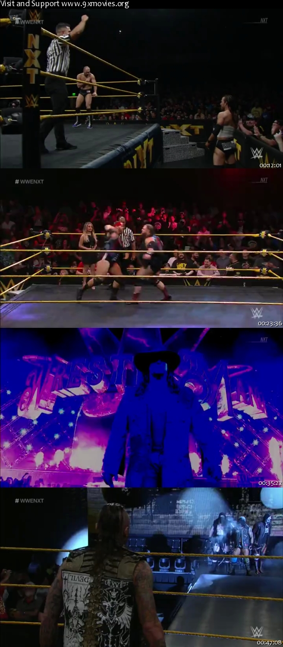 WWE NXT 25 April 2025 WEBRip 480p 200mb