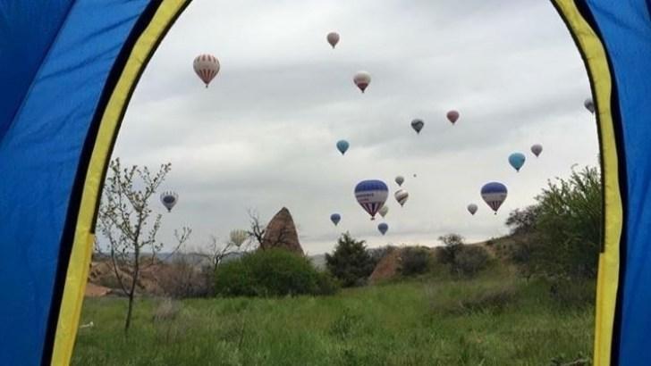 10. Kapadokya | Nevşehir