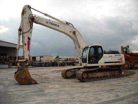 Terex Excavator Dx340lc By Crawler Equipment Sales Usa