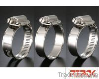zebra hose clamps By AEROK INDUSTRIAL CO., LTD., Taiwan