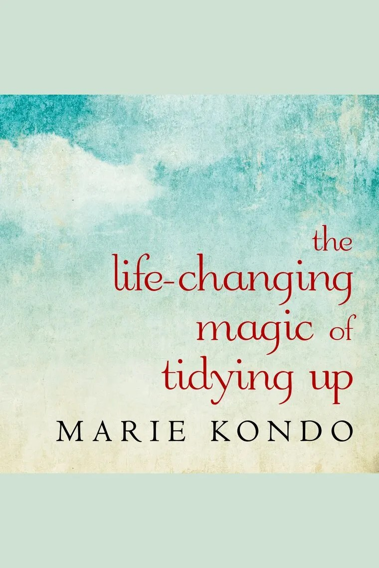 Marie Kondo Libro The Life Changing Magic Of Tidying Up By Marie Kondo Y Emily Woo