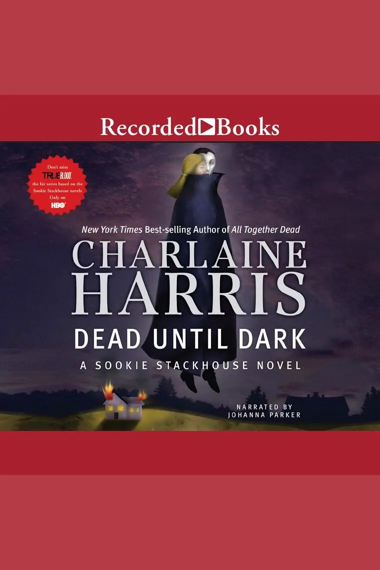 Crib Mobile Usa Dead Until Dark By Charlaine Harris And Johanna Parker