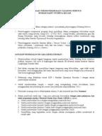 Contoh Surat Peringatan Kerja Sp 1 2 3 Scribd Toilet Cleaning Checklist 2