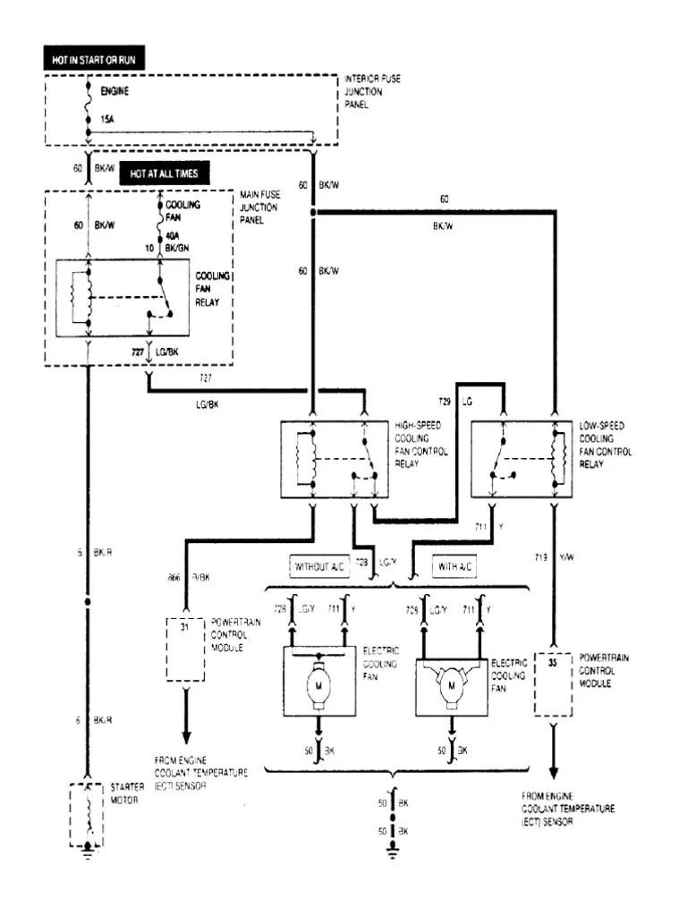 Ford Escort Mk6 Wiring Diagram