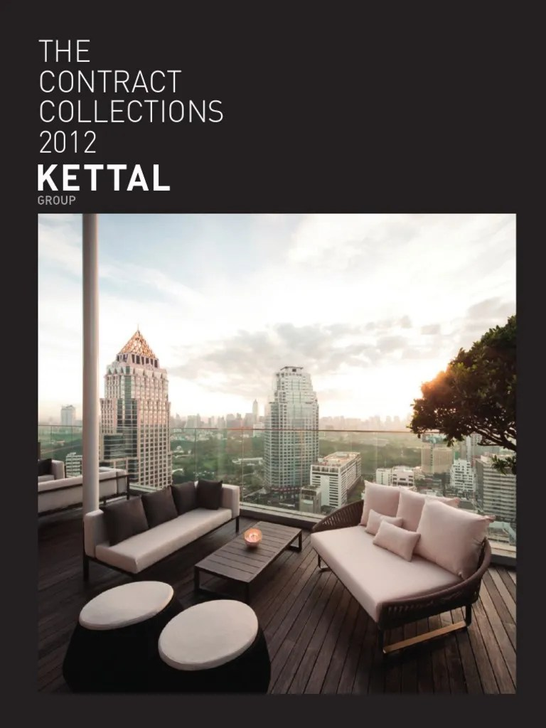 Kettal The Contract Collection 2012 Nature