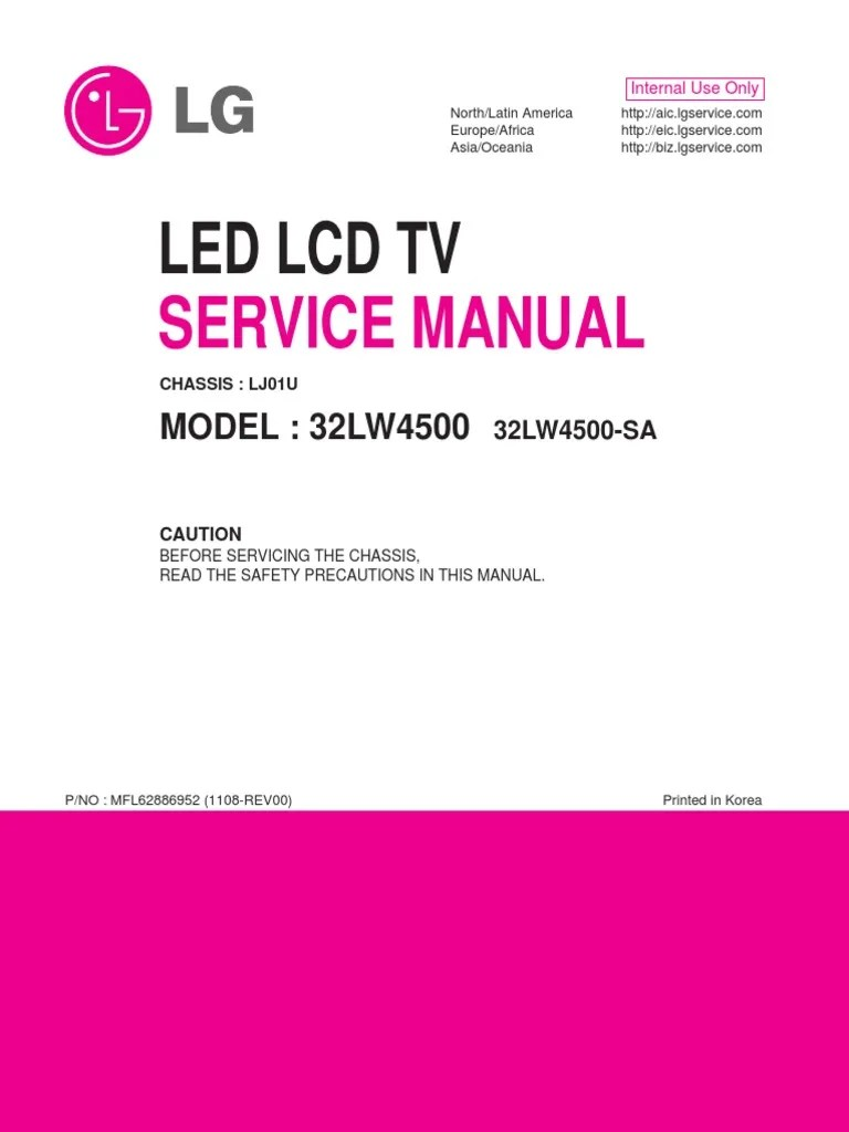 Jb Lighting P6 Bedienungsanleitung Lg 32lw4500 Service Manual Printed Circuit Board Soldering
