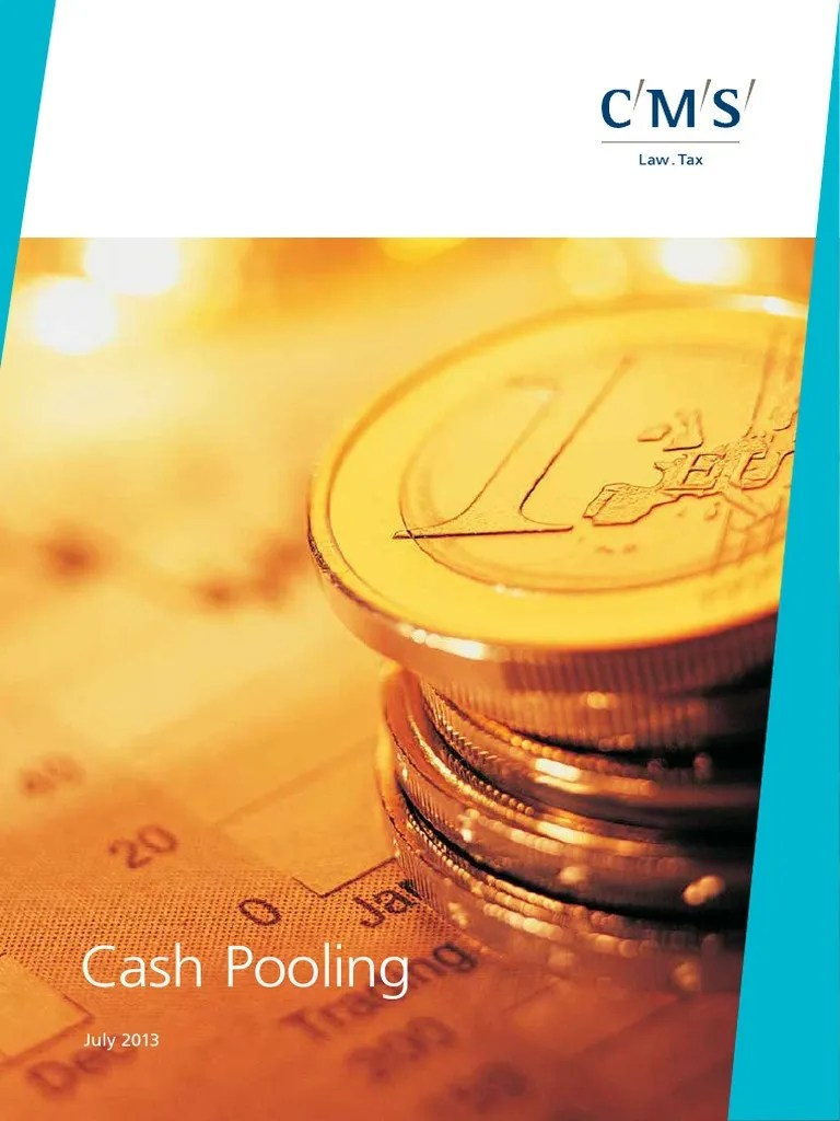 Cash Pool Leipzig Cms Cash Pooling 072013 United Kingdom Insolvency Law