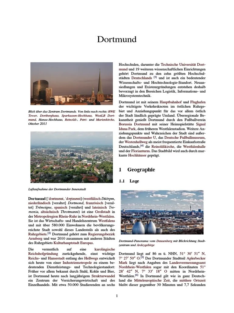 Erlangen Travel Guide At Wikivoyage Dortmund