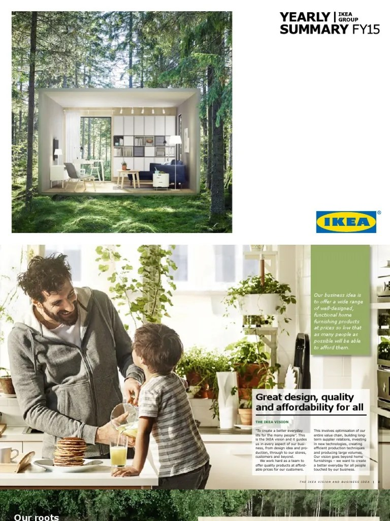 Catalogue Ikea Mulhouse Ikea Group Yearly Summary 2015 Pdf Lgbt Lgbtq Rights